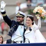 Gud välsigne prins Carl Philip och prinsessan Sofia!