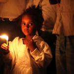 Döpt i den helige Andes eld
