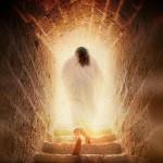 Jesus uppstår ur graven